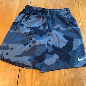 Nike Camo Men's Shorts.